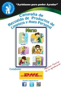 Campaña Higiene DHL