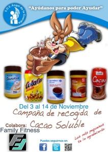 Campaña cacao Family