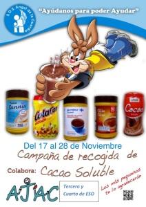 Campaña cacao Paula