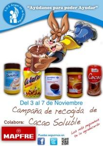 Campana cacao Mapfre