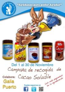 Galia puerto cacao